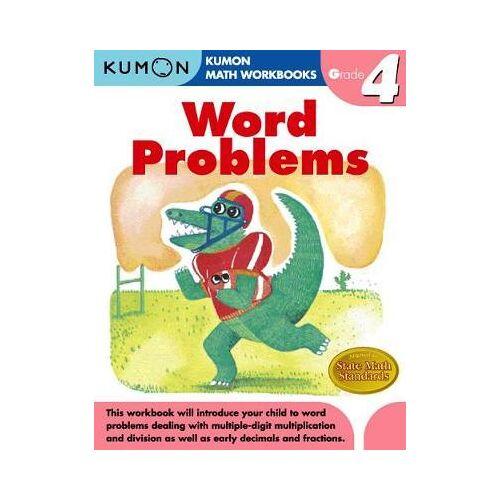 Grade 4 Word Problems by Eno Sarris