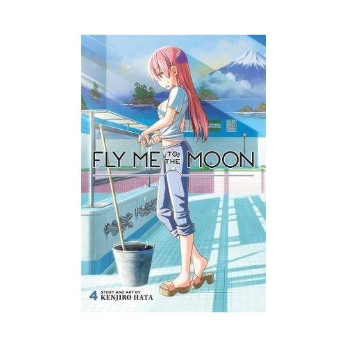 Fly Me to the Moon, Vol. 4 by Kenjiro Hata