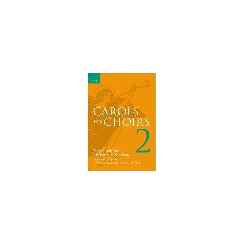 Carols for Choirs 2 by David Willcocks