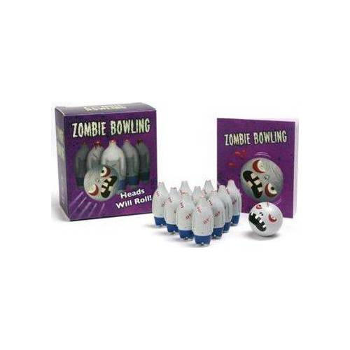 Zombie Bowling by Running Press