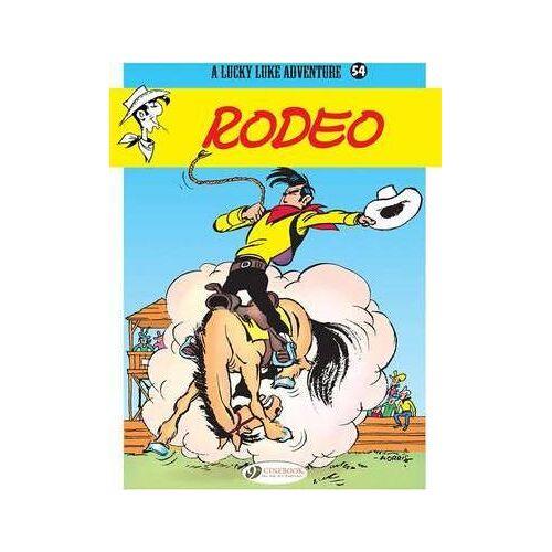 Lucky Luke 54 - Rodeo by Morris