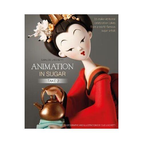 Animation in Sugar: Take 2 by Frankie New