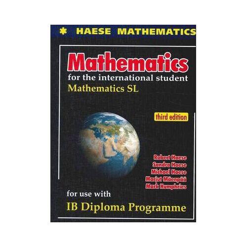 Mathematics SL 3rd Edition by 0