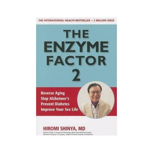 The Enzyme Factor 2 by Hiromi Shinya