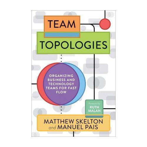 Team Topologies by Matthew Skelton