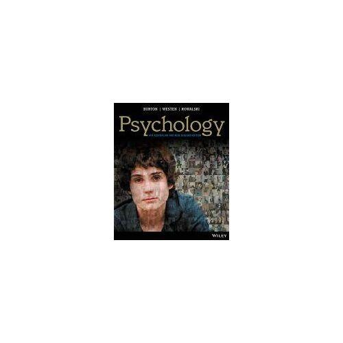 Psychology 4E AU & NZ + Psychology 4E AU & NZ by Lorelle J. Burton
