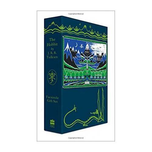 The Hobbit Facsimile Gift Edition [Lenticular by J. R. R. Tolkien