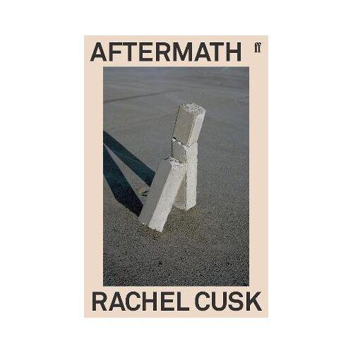 Aftermath by Rachel Cusk
