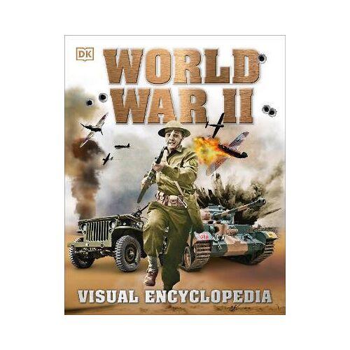 World War II: Visual Encyclopedia by DK