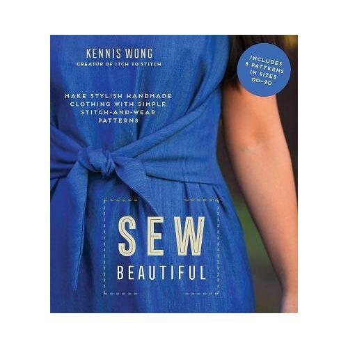 Sew Beautiful by Kennis Wong