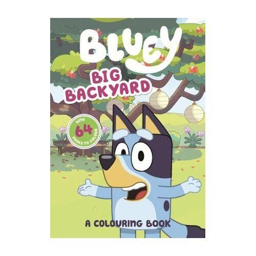 Bluey: Big Backyard by Bluey