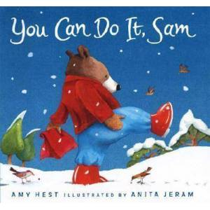 You Can Do It, Sam Midi by Amy Hest