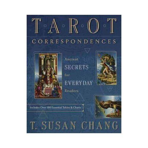 Tarot Correspondences by T. Susan Chang