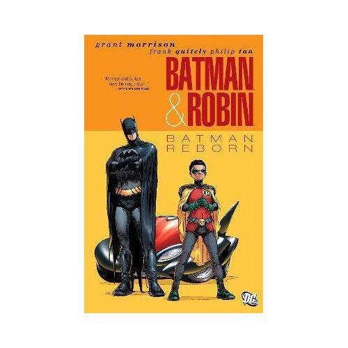 Batman & Robin Vol. 1: Batman Reborn by Grant Morrison