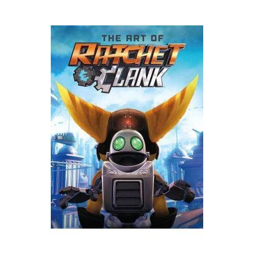The Art Of Ratchet & Clank by Sony Computer Entertainment