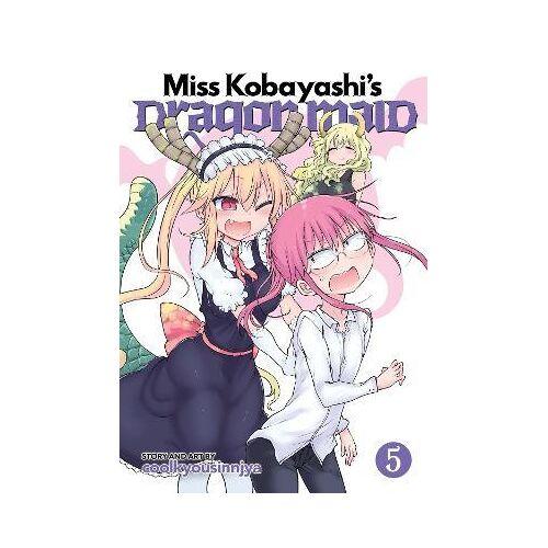 Miss Kobayashi's Dragon Maid Vol. 5 by Coolkyoushinja