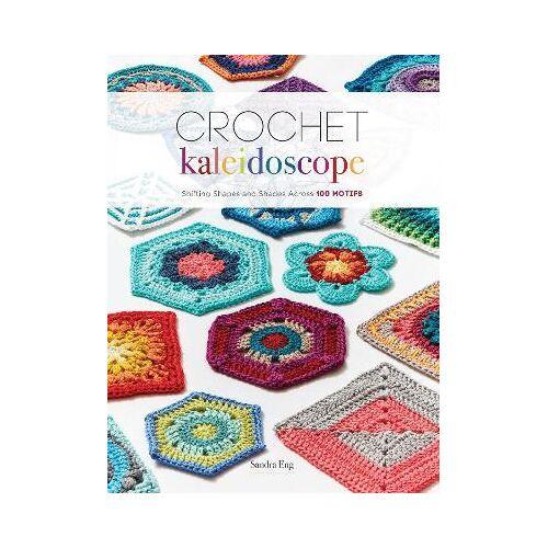 Crochet Kaleidoscope by Sandra Eng