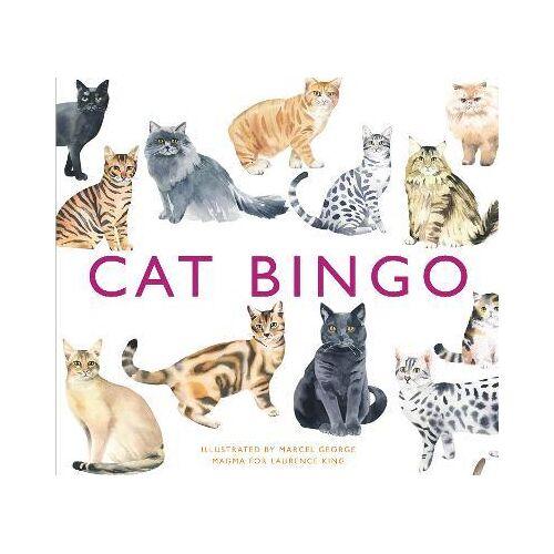 Cat Bingo by Marcel George