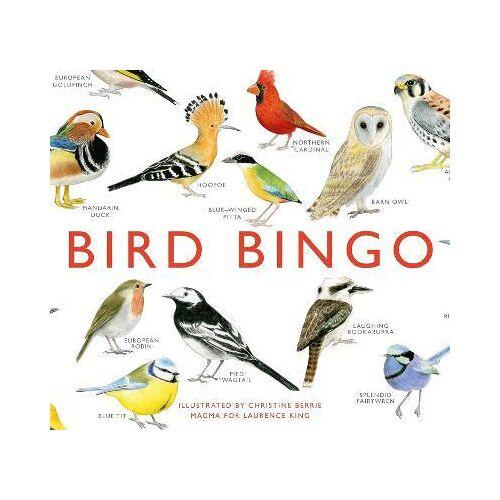 Bird Bingo by Christine Berrie