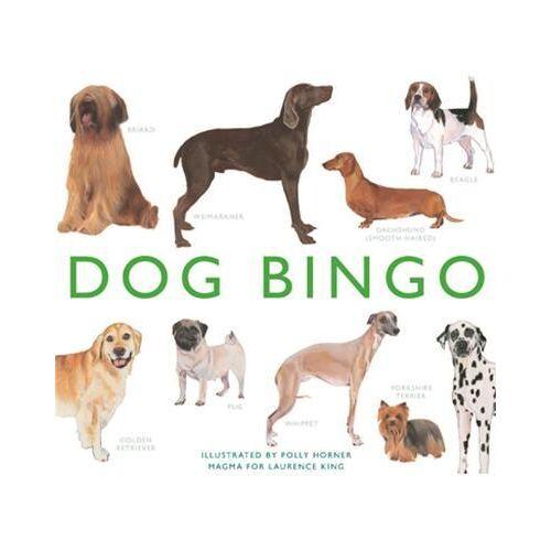Dog Bingo by Polly Horner