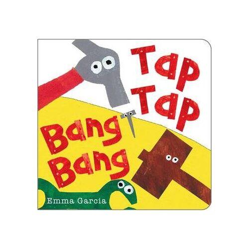 Tap Tap Bang Bang by Emma Garcia