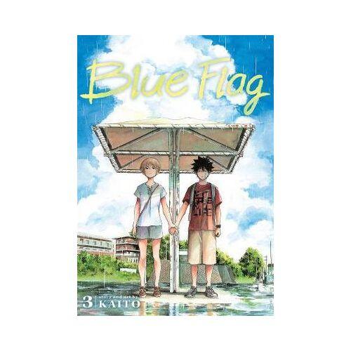 Blue Flag, Vol. 3 by Kaito