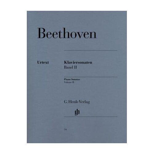 KLAVIERSONATEN 2 by Ludwig van Beethoven