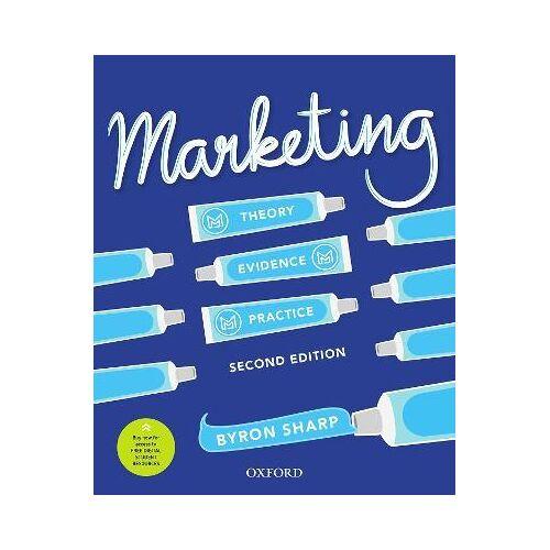 Marketing by Byron Sharp