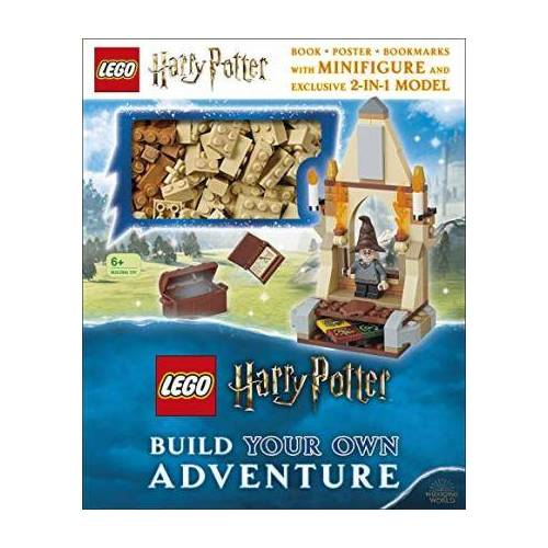 LEGO Harry Potter Build Your Own Adventure by Elizabeth Dowsett