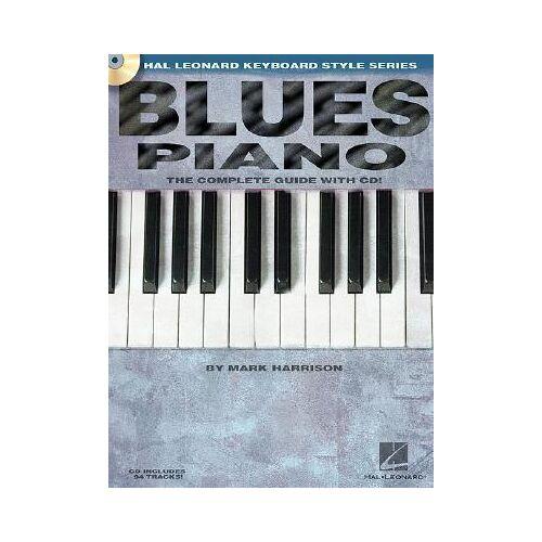 Blues Piano by Mark Harrison