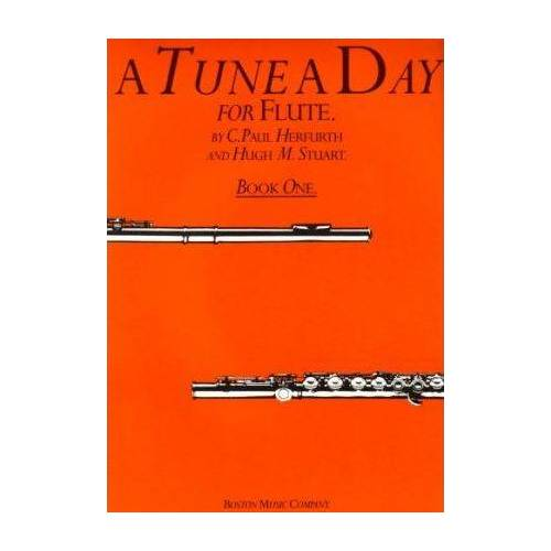 A Tune a Day for Flute by C. Paul Herfurth