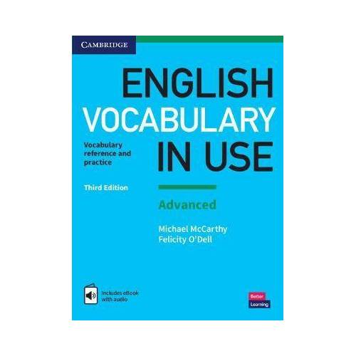 English Vocabulary in Use: Advanced Book with by Michael McCarthy