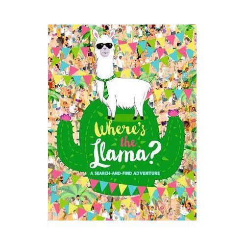 Where's the Llama? by Egmont Publishing UK