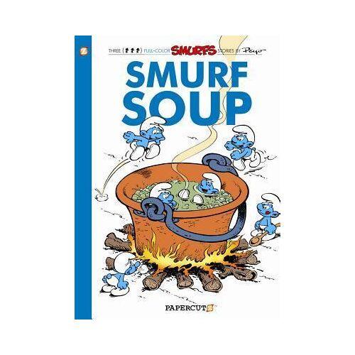 Smurfs #13: Smurf Soup, The by Peyo