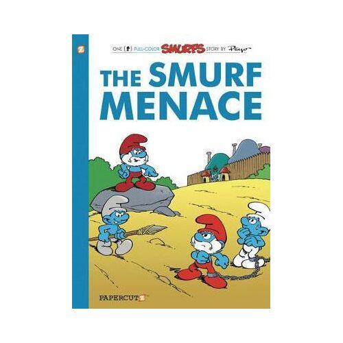 The Smurfs #22: The Smurf Menace by Peyo