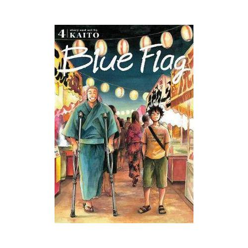 Blue Flag, Vol. 4 by Kaito
