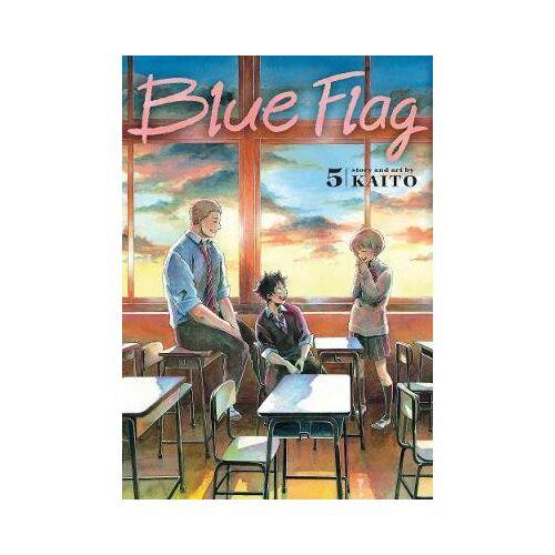 Blue Flag, Vol. 5 by Kaito