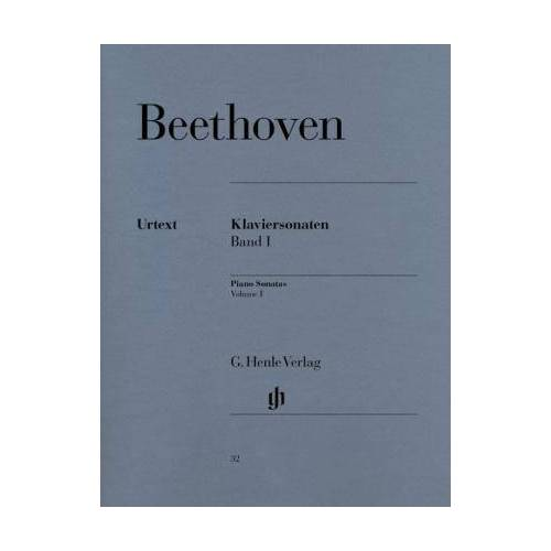 KLAVIERSONATEN 1 by Ludwig van Beethoven
