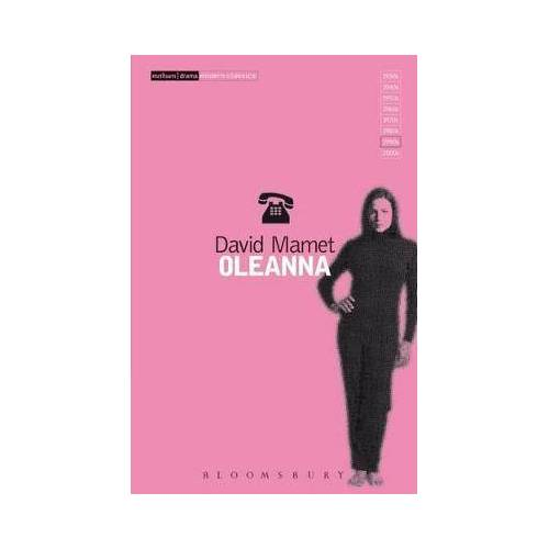 Oleanna by David Mamet