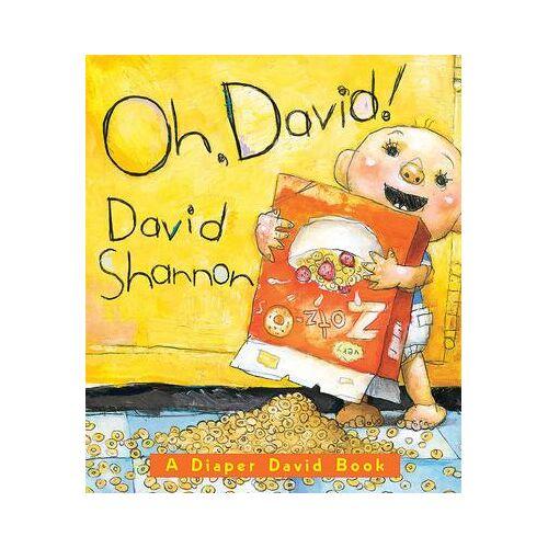 Oh, David! A Diaper David Book by David Shannon