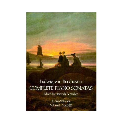 Complete Piano Sonatas - Volume I by Ludwig van Beethoven
