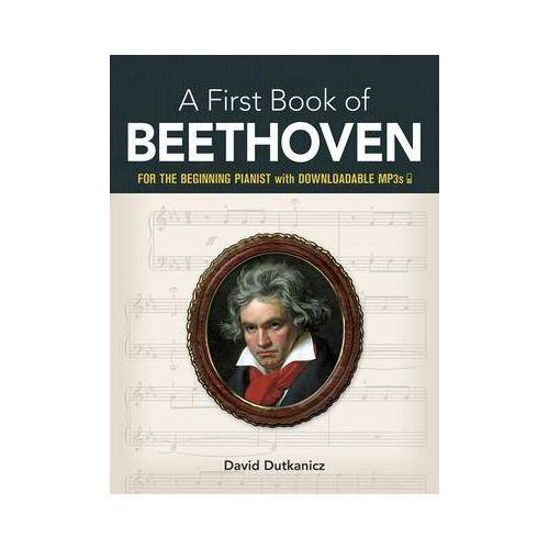 My First Book of Beethoven by David Dutkanicz