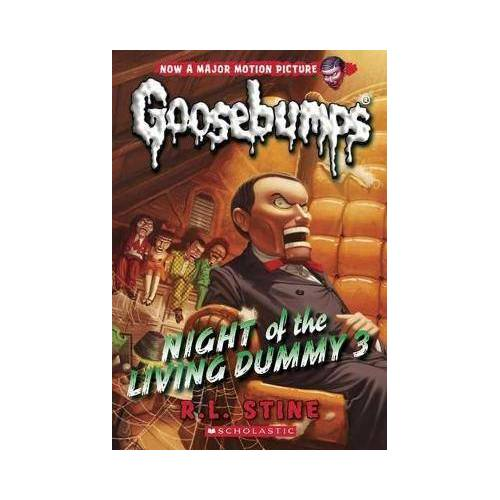NIGHT OF THE LIVING DUMMY 3 by Stine, R. L.