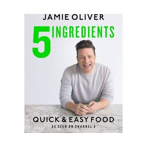 5 Ingredients - Quick & Easy Food by Jamie Oliver