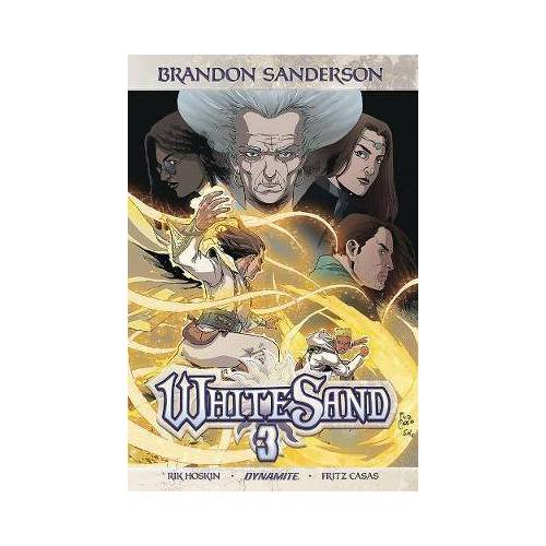 Brandon Sanderson's White Sand Volume 3 by Brandon Sanderson