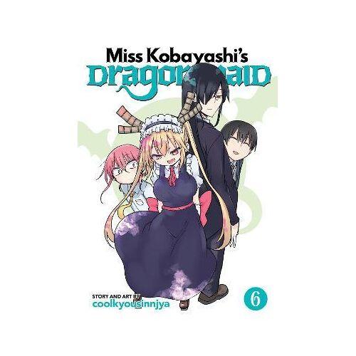 Miss Kobayashi's Dragon Maid Vol. 6 by Coolkyousinnjya