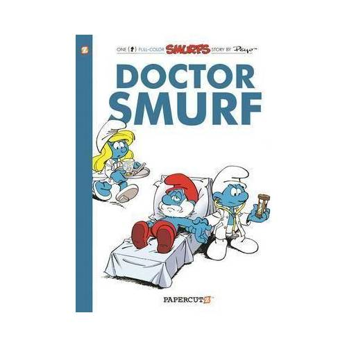 Smurfs #20: Doctor Smurf by Peyo
