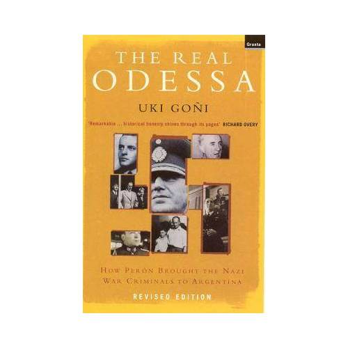 The Real Odessa by Uki Goni