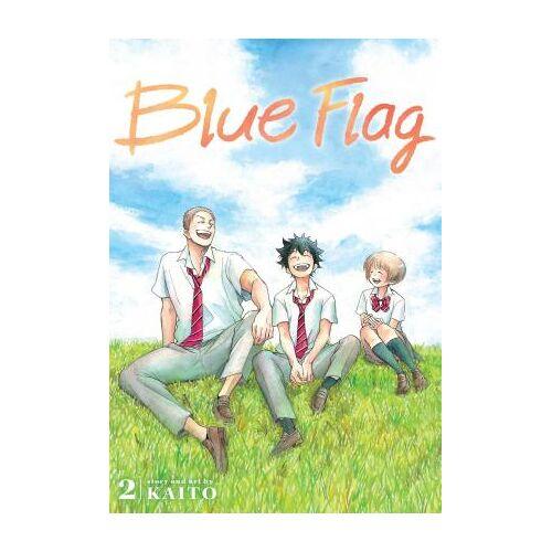 Blue Flag, Vol. 2 by Kaito