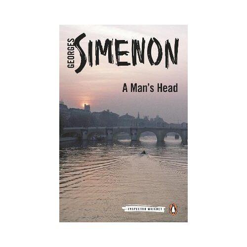 A Man's Head by Georges Simenon